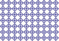 Abstract geometric pattern with squares . A seamless vector background.