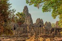 Bayon Temple Angkor Wat Cambodia