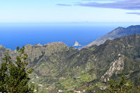 Küste entlang des Anaga Gebirges - Teneriffa