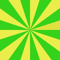 Rays green and yellow