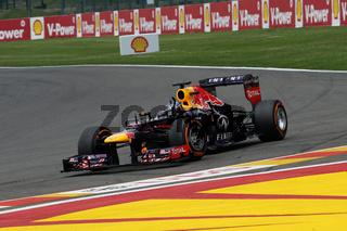 Sebastian Vettel,F1 Weltmeister 2013