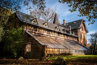 Historical gardener house in Esslingen, Germany