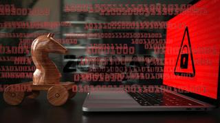Wooden Trojan Horse Notebook Data