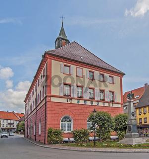 Rathaus Löffingen, Schwarzwald