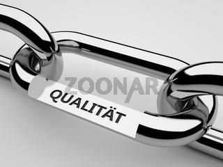 font on chain - business symbol - Illustration