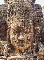 Face tower - Siem Reap