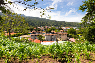 Panama Boquete houses in the western suburbs