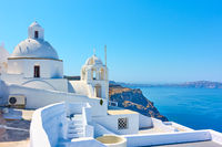 Santorini iin Greece