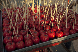 Candy Apples, Cairo, Egypt.