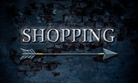 Street Sign to Shopping
