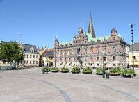 Rathaus in Malmoe