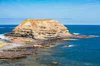 The Nobbies Landscape at Philip Island