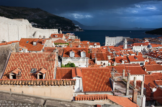 Dubrovnik Old City Architecture
