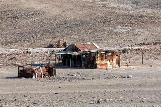 Traditional african house, Erongo Namibia