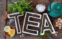 Frischen Tee zubereiten