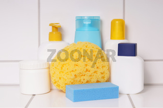 toiletries body skin and personal care products for beauty and hygiene