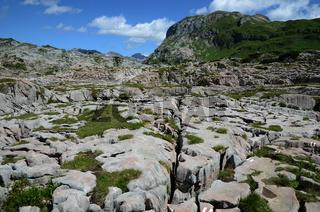 Steinernes Meer im Lechquellengebirge
