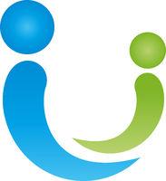 Zwei Personen, Menschen, Paar, Logo, Icon