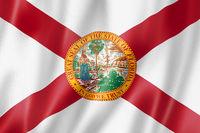 Florida flag, USA