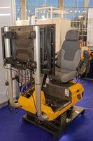 Driving Simulator Training