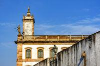 18th Century baroque colonial brazilian architecture