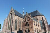 Heilige Gertrud Kirche Workum, Niederlande