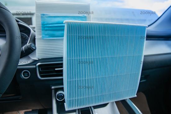 car air conditioning antibacterial filter