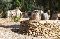 alte Mühle Plakias - Kreta