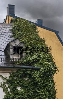 Altes Dachfenster