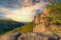 Natur erleben wandern im Harz Bodetal