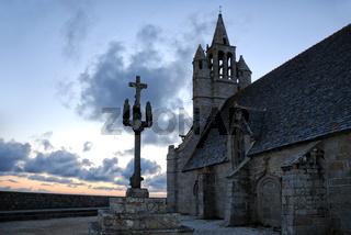 Bretagne-Chapelle Notre Dame de la Joie