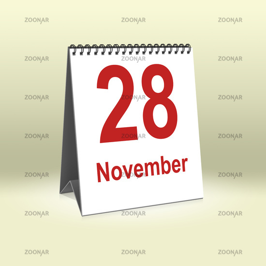 November 28th | 28.November