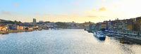 Porto Old Town Panorama Gaia