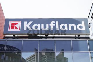 Kaufland is a German hypermarket or supermarket chain