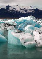 Gletscherlagune joekulsarlon, Island