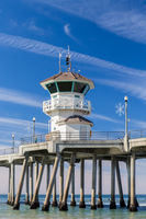The Huntington Beach Pier