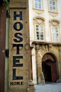 Hostel in der Altstadt von Prag
