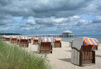 Timmendorfer Strand,Ostsee,Schleswig-Holstein,Deutschland