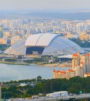 National stadium sport arena Singapore