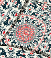 Decorative floral background 44