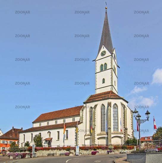 Katholische Pfarrkirche St. Nikolaus Markdorf
