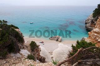 'Cala Goloritzé' - Sardinien