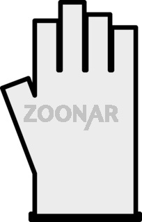 Glove Icon Vector