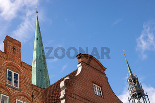 St.Jakobi Kirche 001. Luebeck. Deutschland