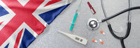 Medical products and equipment - UK