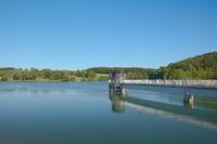 Freilinger See bei Blankenheim,Eifel,NRW,Deutschland