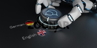 AI Translator English German
