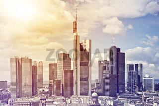 Frankfurt City Center