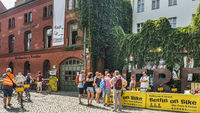 berlin on bike, bike tours and bike rental at kulturbrauerei
