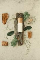 Essential oils near natural ingredients